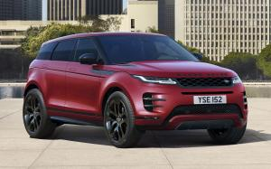 Land Rover Range Rover Evoque D240 HSE R-Dynamic Black Pack 2019 года (WW)